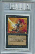 MTG Unlimited Paralyze BGS 9.0 Mint Magic Card Magic WOTC 4919