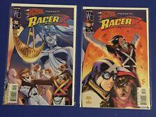 Racer X (Wildstorm, 2000 3rd Series) #2, 3 Tommy Yune, Jo Chen, Speed Racer