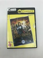 THE LORD OF THE RINGS THE RETURN OF THE KING - 2003 - PC Video Game - EA
