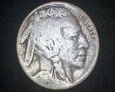1916-S INDIAN HEAD BUFFALO NICKEL #19502