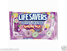 LIFESAVERS* 3.2 oz Bag SPRING MIX Indv. Wrap EASTER Hard Candy NEW! Exp. 11/18+