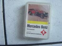 Mercedes -Benz  - Quartettspiel -alt von Berliner Nr. 501619  -gut