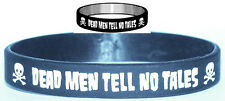 Dead Men Tell no Tales Wristband Black Sails Pirates of the Caribbean Sail TW018