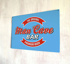 Aluminium Man Cave Decorative Plaques & Signs