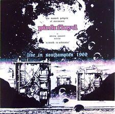 PINK FLOYD VINYL LP LIVE IN SOUTHAMPTON 1969- POCHETTE OUVRANTE -GATEFOLD SLEEVE