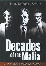 Decades of the Mafia (8 DVD)