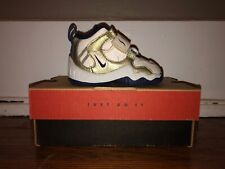 vintage nike baby air DT 5 sneakers shoes toddler size 2C deadstock NIB 1997 NOS
