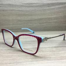 0f01f10ed6 Tiffany   Co. TF 2141 TF2141 Eyeglasses Cherry Turquoise 8167 Authentic 50mm