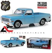 HIGHWAY 61 HWY-18014 1:18 1971 CHEVROLET C-10 TRUCK TEXAS CHAINSAW MASSACRE