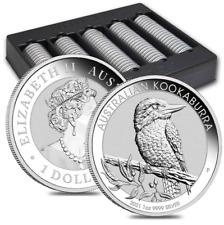 2021 Silver Australian Kookaburra Perth Mint .9999 Fine Bu Very Rare