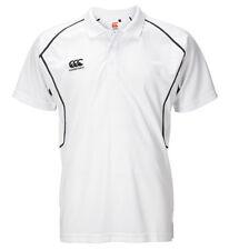 BOYS 5 6 Years CANTERBURY Classic Dry Polo Shirt Kids Training Poly Top T 1