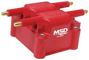 MSD 8239 Ignition Coil 1994-2006 Dodge/Plymouth/Chrysler/Eagle/Mitsubishi/Jeep