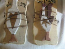 Home Decor Welcome Plaques ~ **Gift Idea