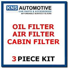 SEAT LEON 2.0 TDi Diesel 05-10 Oil,Cabin & Air Filter Service Kit vw8ac