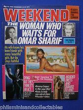 Weekend Magazine - Omar Sharif, Tommy Cooper   24th Dec 1975