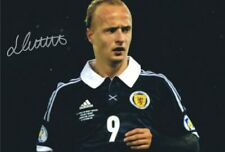 More details for signed leigh griffiths scotland autograph photo celtic hibs dundee livingston