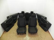 Toyota Avensis T25 Schrägheck Sitz Sitze Innenausstattung Stoff RHD Rechtslenker