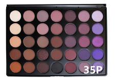 Hot UK Sell Genuine Morphe 35p Plum 35 Colour Eye Shadow Palette