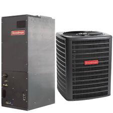 Goodman 3 Ton 14 SEER R410A Multi-Speed Complete Split System Heat Pump