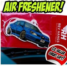 Subaru WRX Sti MY07 hawkeye JDM rally race ej20 ej25 Car air freshener hanger
