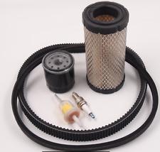 EZGO RXV Golf Cart Tune Up Kit w/ Drive & Starter Generator Belt