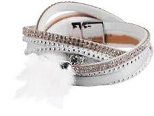 Modeschmuck-Armbänder im Armreif-Stil ohne Metall ohne Stein