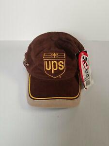 UPS 88 Chase Authentics Nascar Robert Yates Racing Cap Hat Beige Adjustable