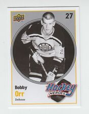 (58655) 2010-11 UPPER DECK 2 BOBBY ORR HOCKEY HEROES #HH10