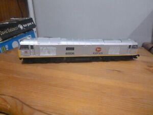 "Lima Class 60  ""Scunthorpe Ironmaster"" Corus steel silverl  No.60006"