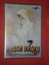 MAISON IKKOKU- capitolo finale-  DVD ANIMAZIONE E FILM- sigillato- YAMATO VIDEO