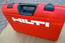 HILTI TE 80-ATC AVR HEAVY DUTY CASE, BRAND NEW, STRONG,  FAST SHIPPING