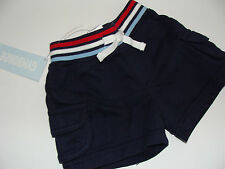 Gymboree Beach Crawler Baby Boys Size 0-3 Months Shorts Navy NWT NEW