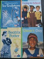 Childrens Book Bundle four corners reading 📚 x 4 books. Good condition. A111
