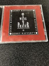 On a Wing and a Prayer by Gerry Rafferty Rare German Pressing