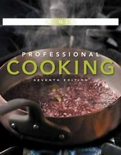 Professional Cooking by Wayne Gisslen (2012, Hardcover)