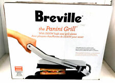 Breville BREBGR200XL Panini Grill- Used