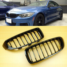 Gloss Black BMW F32 F36 F33 F82 F80 Coupe Performance Style Front Grill