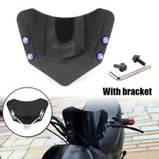 Motorcycle Windscreen Front Windshield Cover Fit BMW Yamaha Honda KTM Universal