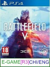 PS4 Battlefield V (CHI/ENG) [R3] ★Brand New & Sealed★