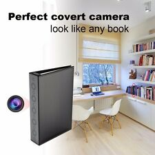 Conbrov® DV9 720P Portable Hidden Spy Camera Book Nanny Cam Motion Activated DVR