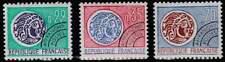 Frankrijk postfris 1969 MNH 1656-1658 - Affranch Postes / Keltische Munten