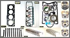 Ford 1.8D/TD/TDDI/TDCI Engine Kit with Pistons at Standard