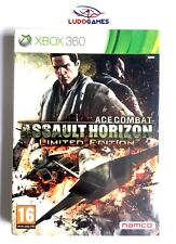 Ace Combat Assault Horizon Limitada Xbox 360 Nuevo Precintado Sealed New PAL/SPA