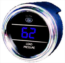 Load Pressure Gauge for Any Semi,Pickup Truck or Car with PSI Range: 0-150