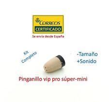 PINGANILLO vip pro mini auricular oculto para examenes
