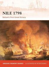 Osprey Campaign 230: NILE 1798 Nelson's first great victory NEU
