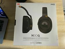 AKG N90Q Reference Class Noise Cancelling Headphones Open box ON HAND!