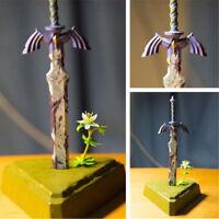 The Legend of Zelda Breath of the Wild Link Master Sword Figur Figurine Statue