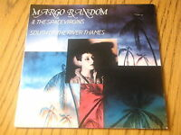 "MARGO RANDOM & THE SPACE VIRGINS - SOUTH OF THE RIVER THAMES     7"" VINYL PS"