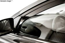 Wind Deflectors compatible with Ford Focus 2 II 4/5 Doors 2004-2002011 LTB 4pc